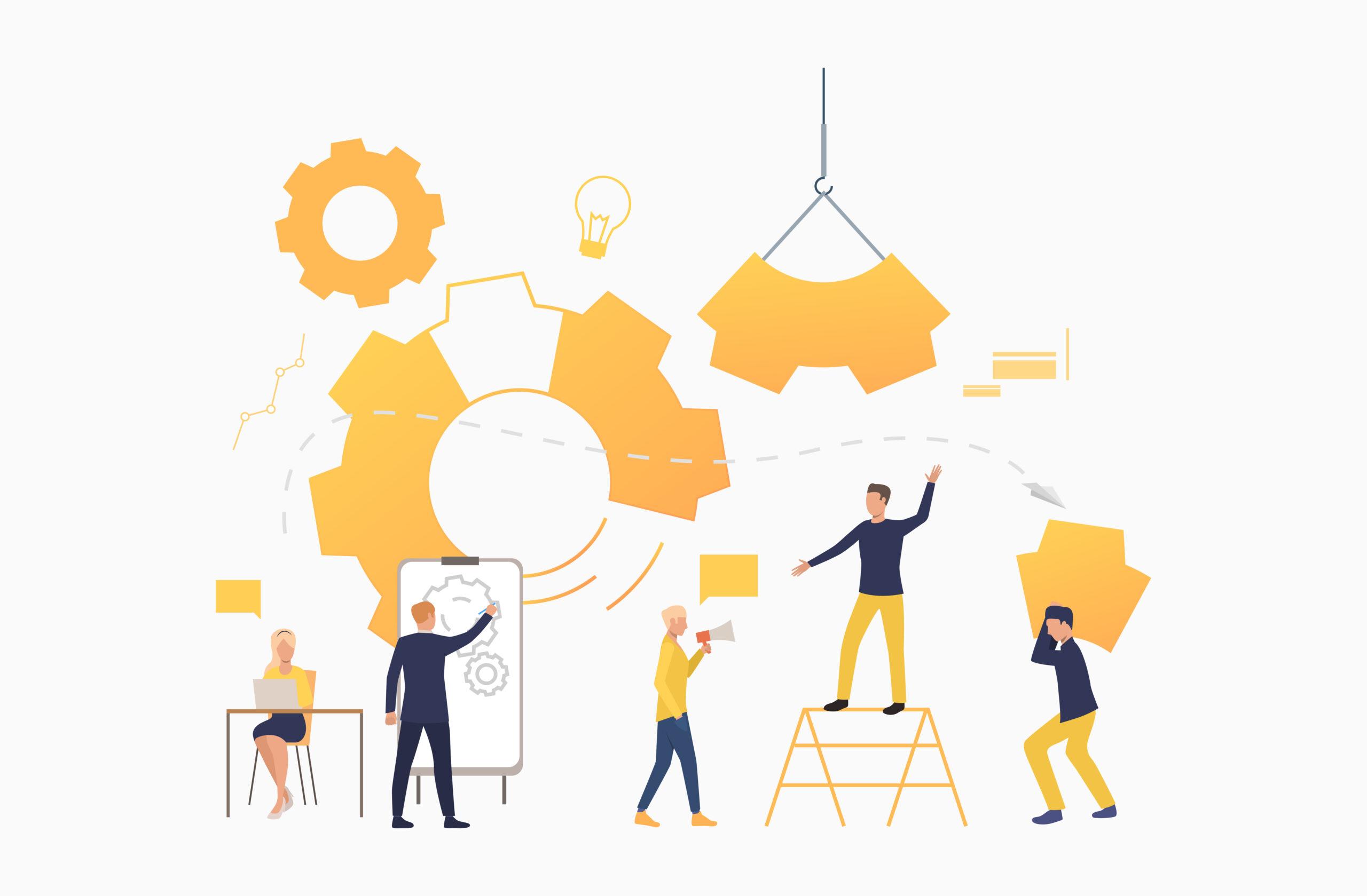 Business Process management (BPM) Development Services